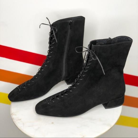Vagabond Mya Lace Up Boots   Poshmark